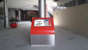 [Mall Adventura Chiclayo Kiosk