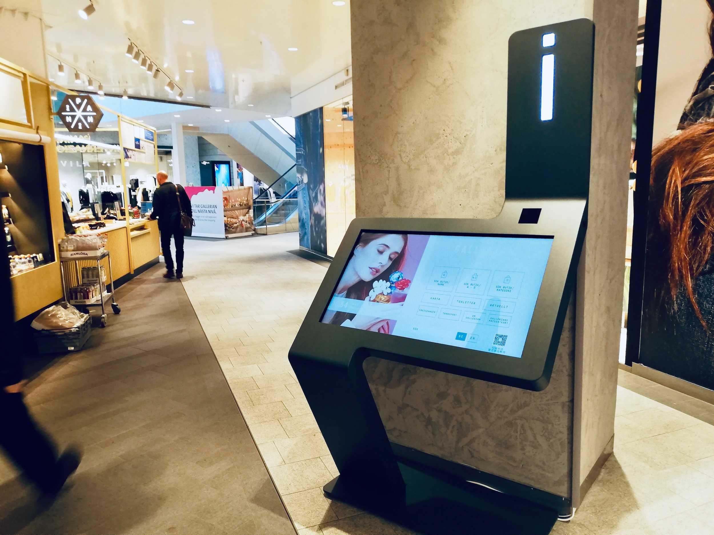 Gallerian Mall_Kiosk