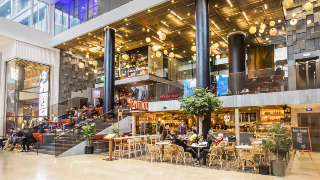 Gallerian Mall_Location
